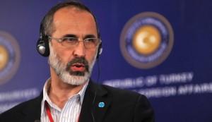 اعتراف بیسابقۀ سرکردۀ سابق مخالفان سوری در قاهره