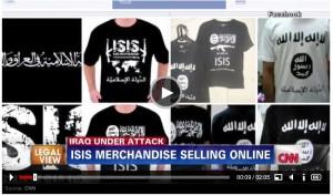 Produk jualan ISIS