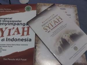 Buku yang dibagikan