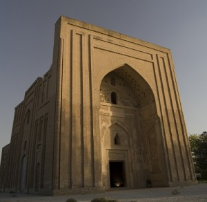 Makam Imam Ghazali, foto: www.onreligion.co.uk
