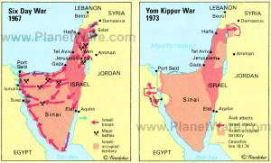 Perang Israel vs Mesir