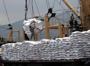 Indonesia masih impor beras