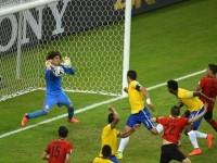 Kiper Bermain Gemilang, Meksiko Tahan Brasil 0-0