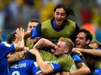 Italia Menang Tipis 2-1 atas Inggris