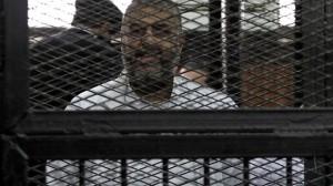 mesir morsi di penjara