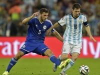 Argentina Lewati Hadangan Bosnia 2-1
