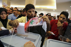 syrian-election
