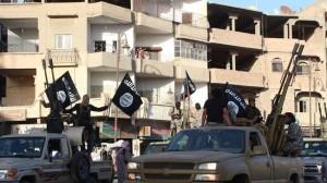 ISIS di Raqqa