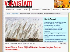 Voa Islam - Sijjil