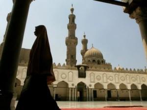 salah satu sudut Al Azhar (foto: asianews.it)