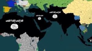 Cita-cita ISIS, klik untuk memperbesar