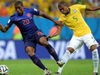 Main Buruk, Brasil Kalah 0-3