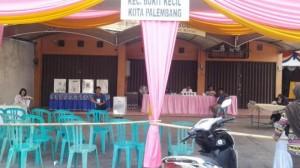 TPS 60 dan 61 Palembang (foto:Tribun)