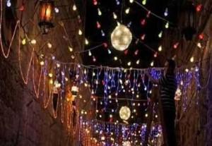 Mesir bermandikan cahaya, foto: Ahmad