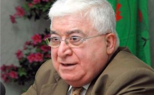 presiden irak fouad massoum