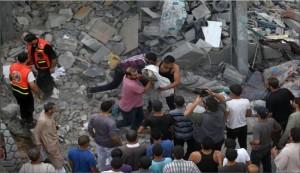 انتقادات للصمت العربي ازاء قصف غزة وواشنطن تعلن دعمها لاسرائيل