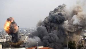 ارتفاع حصيلة العدوان الاسرائيلي على غزة الى 120 شهيدا