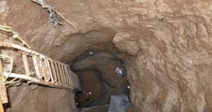 suriah terowongan militan
