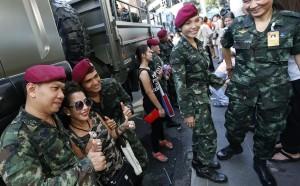 thailand joy military