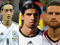 Trio Muslim Jerman: Mesut Ozil, Sami Khedira, dan Shkodran Mustafi