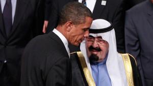 Arab saudi obama