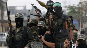Hamas-militants