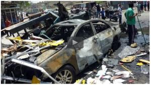 Bom mobil di Irak