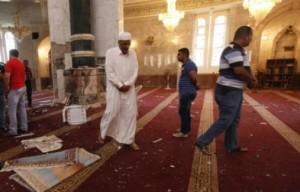 bom masjid diyala irak
