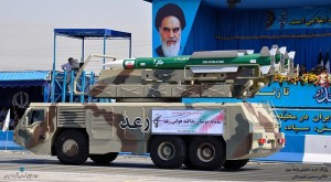 iran anti-aircraft