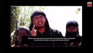 Salah seorang Indonesia anggota ISIS