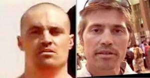 Foley asli (kanan), foley di video (kiri)