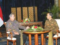 Jokowi dan SBY, Foto: Jakarta Post