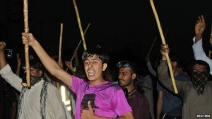 kerusuhan pakistan