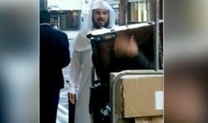 Syekh Arifi di London