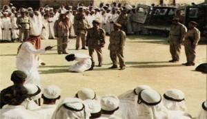 السلطات السعودية تعدم شخصين بقطع رأسيهما