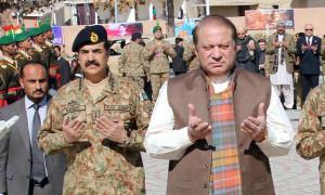 sharif military