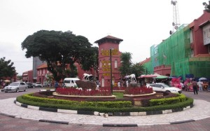 Bangunan Merah, foto: Farchaan