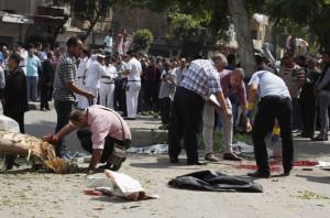 ledakan bom di kairo mesir