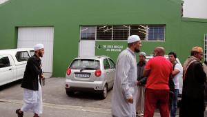 masjid homo