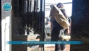 """""""جبهة النصرة"""" و""""أحرار الشام"""" تخليان مواقعهما بريف إدلب"""