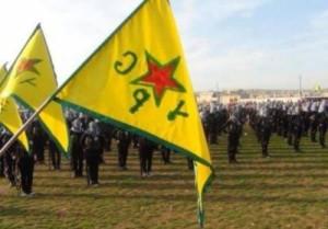 suriah kurdi YPG
