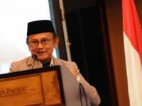 Komentar Optimisme dari Habibie atas Kabinet Jokowi