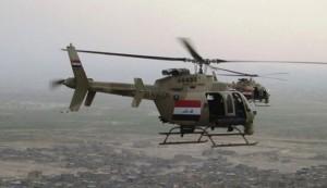 """الجيش العراقي يقتل العشرات من """"دواعش"""" في ضربات جوية"""