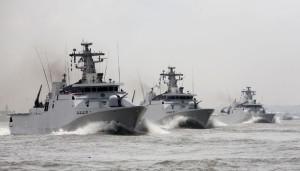 Foto: Kapal Perang TNI AL/TEMPO
