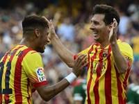 Messi dan Neymar Harus Berhadapan di Beijing