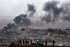 perang kobane