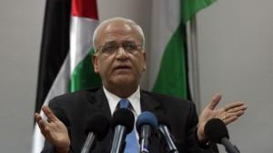 saeb erekat palestina