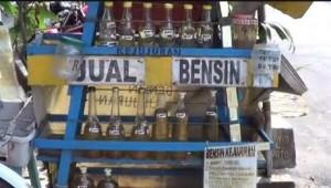 Kios Bensin Kejujuran/detik.com