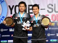 Ahsan/Hendra Juara Hongkong Terbuka