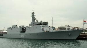 india warships